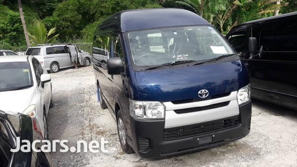 Toyota Hiace 2,7L 2014-2