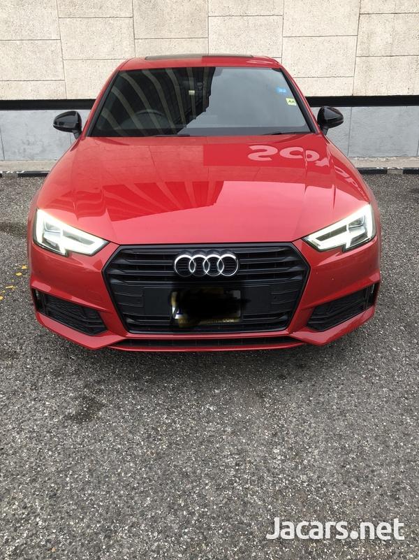 Audi A4 2,0L 2018-1