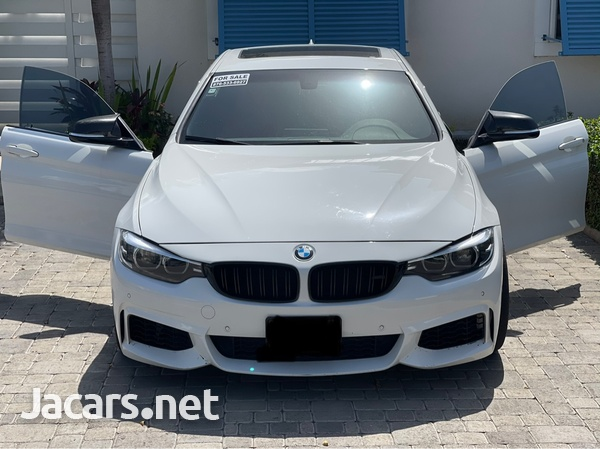 BMW 4-Series 3,0L 2018-2