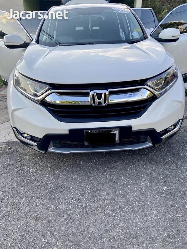 Honda CR-V 2,6L 2019-1