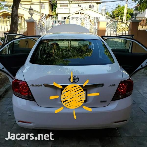 Toyota Allion 1,8L 2013-7