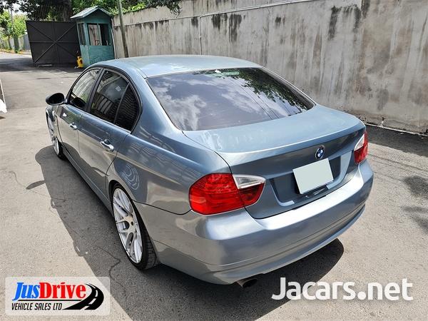 BMW 3-Series 2,0L 2007-4