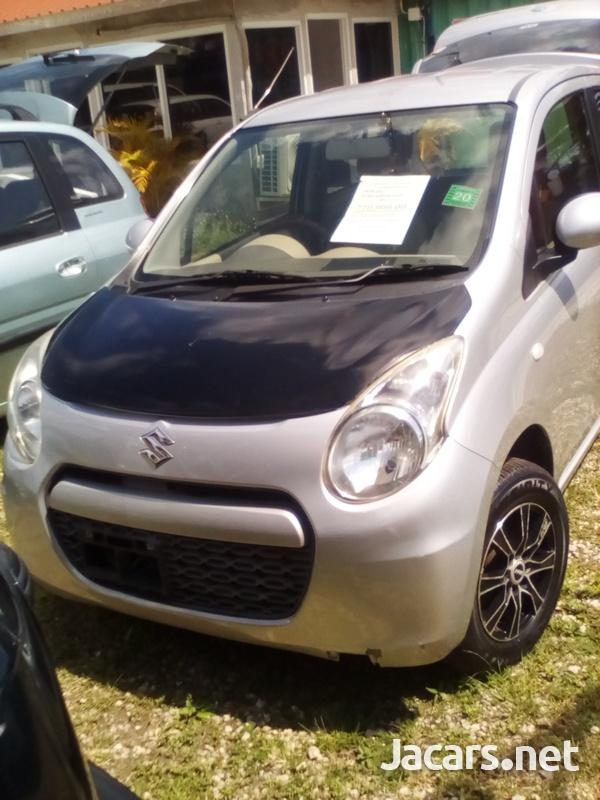 Suzuki Alto 1,0L 2012-7