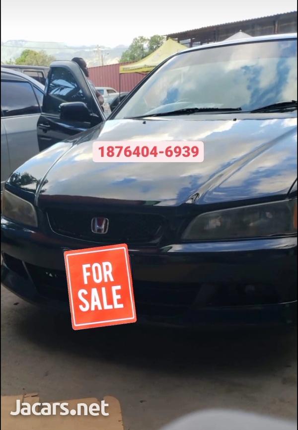 Honda Accord 2,0L 2002-1