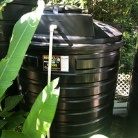 800 Gallon Rhino Water Tank