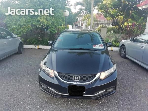 Honda Civic 1,8L 2015-2