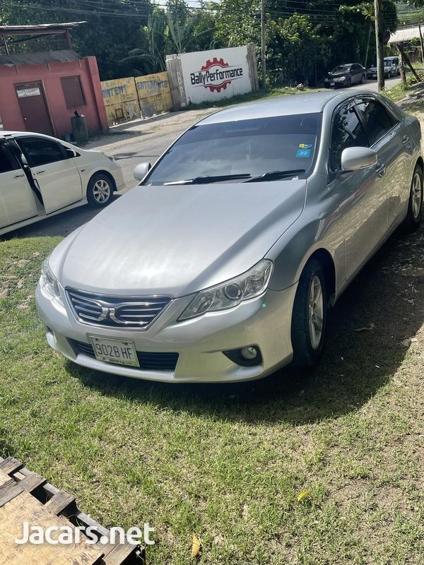 Toyota Mark X 2,1L 2012-1