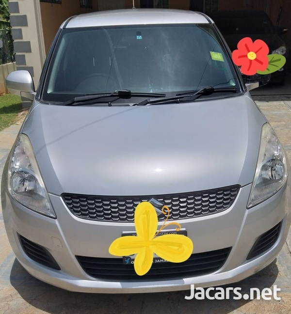 Suzuki Swift 1,4L 2012-3
