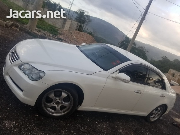 Toyota Mark X 3,0L 2009-1