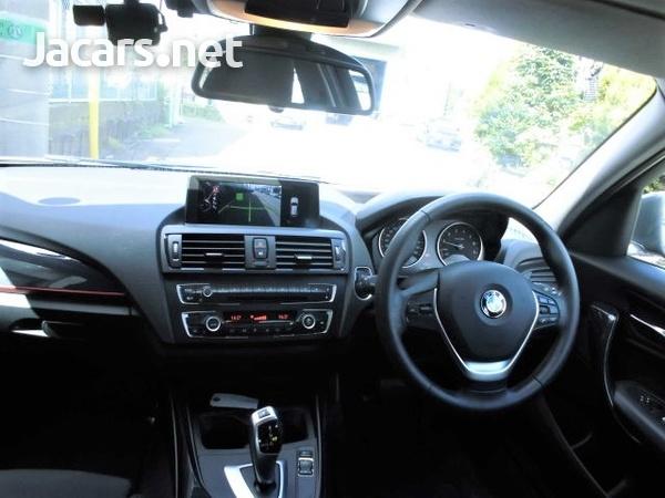 BMW 1-Series 1,6L 2015-9