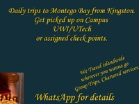 Tours, Travel, Group Trips, Transportation Services