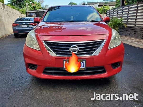 Nissan Latio 1,3L 2013-3