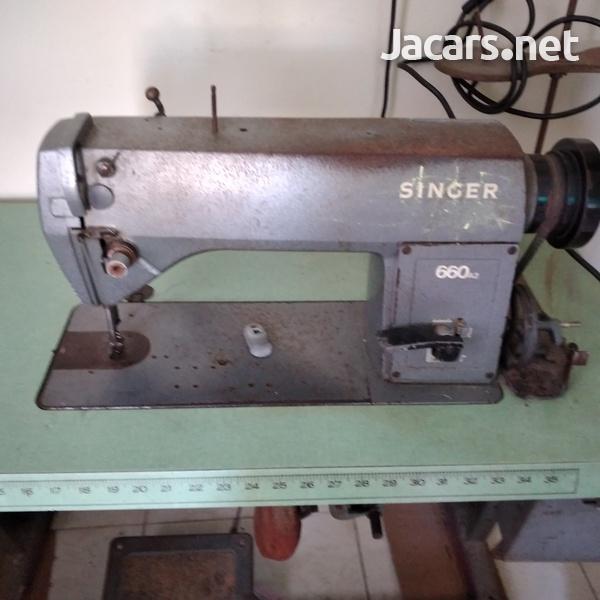 Industrial sewing machine was 65k-2