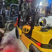 2017 Yake Forklift