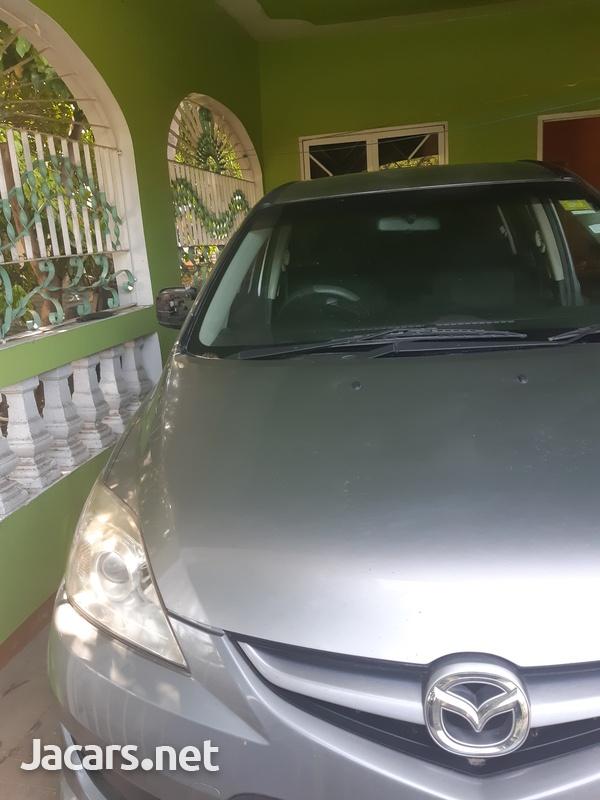 Mazda Premacy 1,6L 2010-4