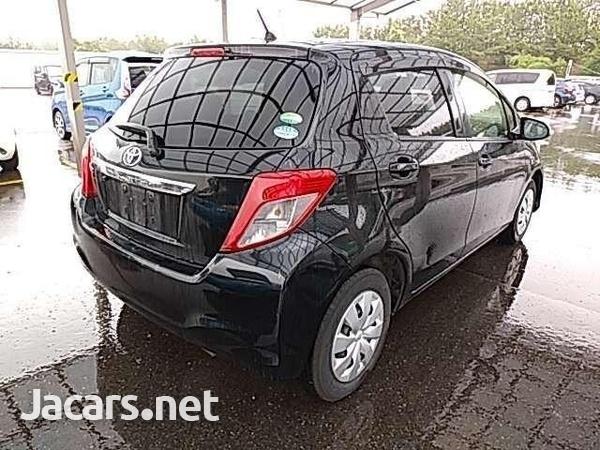 Toyota Vitz 1,0L 2012-2