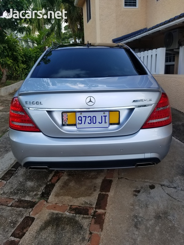 Mercedes-Benz S-Class 3,0L 2011-4