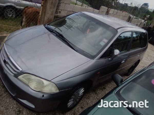 Honda Odyssey 1,8L 2002-1