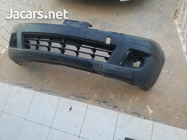 Front + Rear bumper OEM 2004 to 2012 Nissan latio or Versa-3