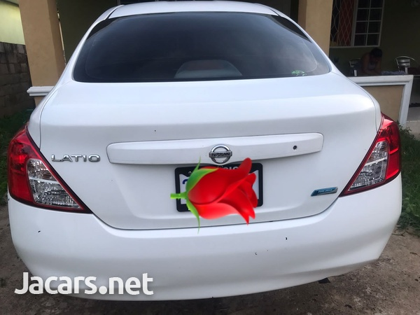 Nissan Latio 1,2L 2013-9