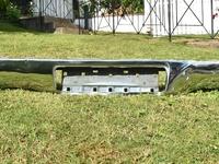 Toyota Hilux Chrome Back Bumper