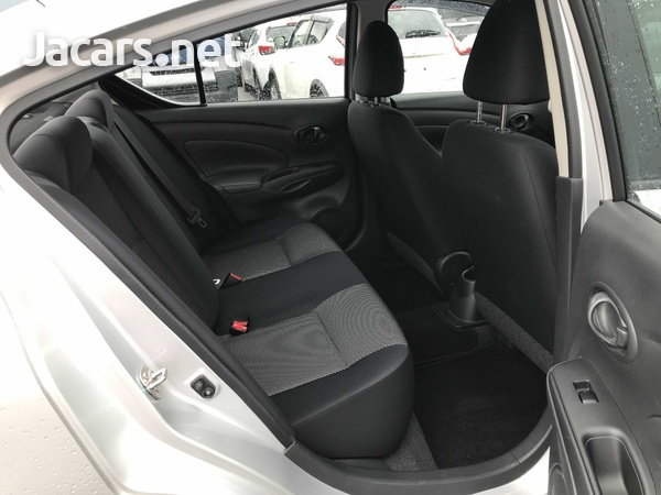 Nissan Latio 1,2L 2016-4