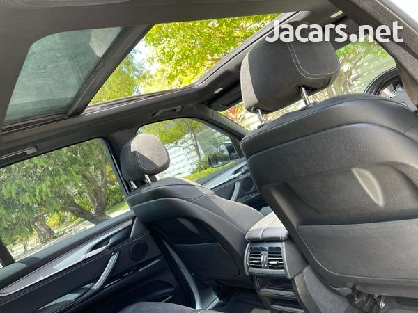 BMW X5 3,0L 2017-11