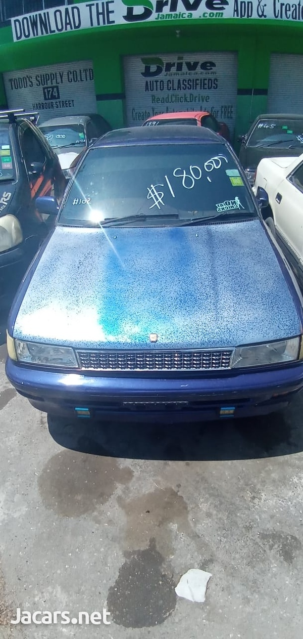 Toyota Corolla 1,4L 1989-1