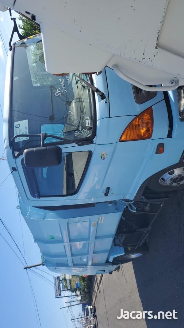 2005 Hino Ranger Garbage Truck-8
