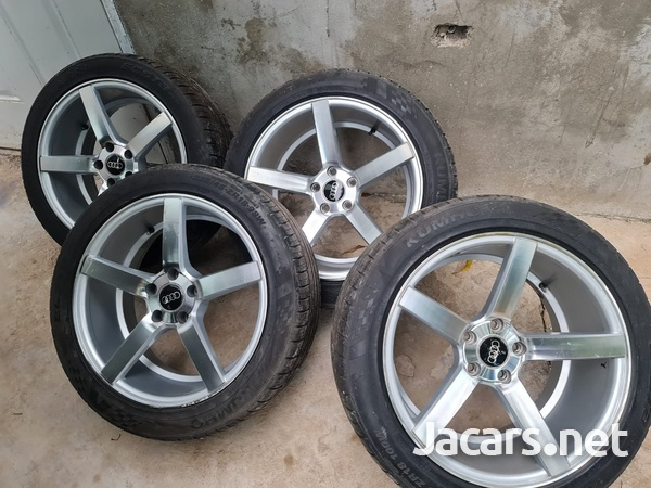 Rims and Tyres for Audi or Benz call 384-7546-6