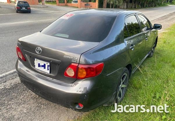 Toyota Corolla XLi 1,5L 2009-2