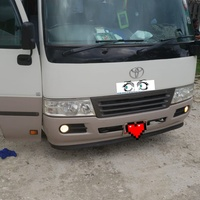 Toyota Coaster Bus 2010