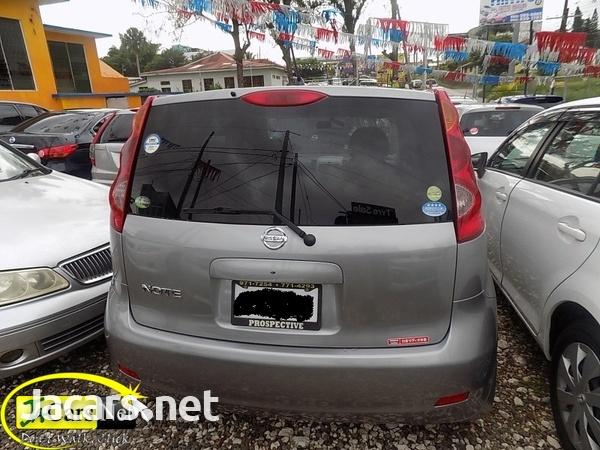 Nissan Note 1,2L 2009-7