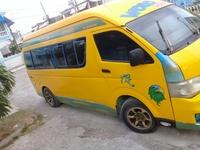 08 Toyota Hiace Bus