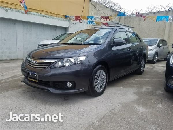 Toyota Allion 2,0L 2014-1