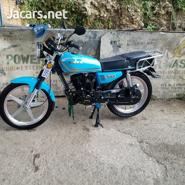 CG 150 Cobra Bike-1
