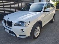 BMW X3 2,0L 2013