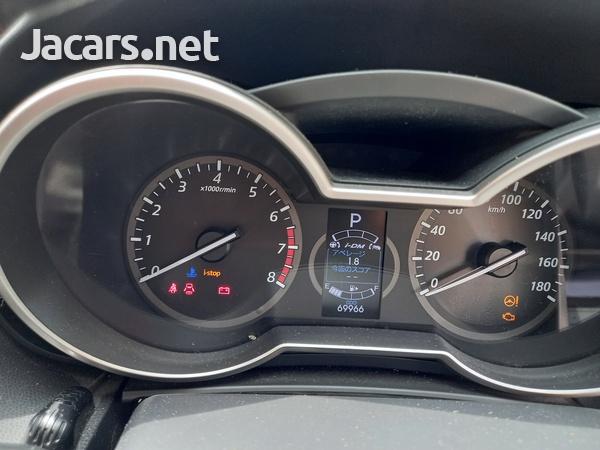 Mazda Premacy 1,9L 2014-6