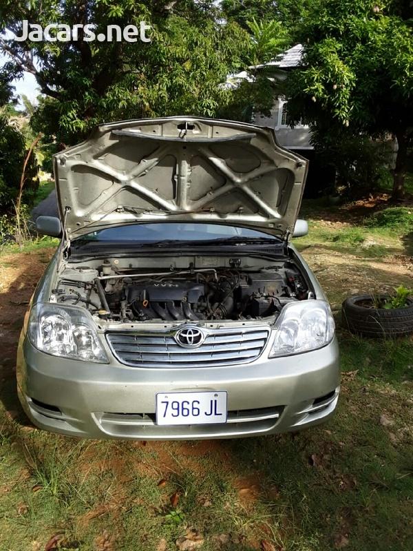 Toyota Corolla 1,8L 2005-4