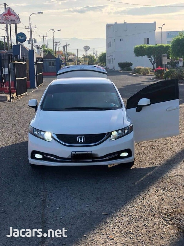 Honda Civic 1,8L 2013-3