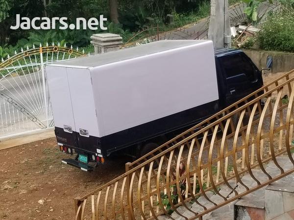 1996 Toyoace Freezer Truck-10