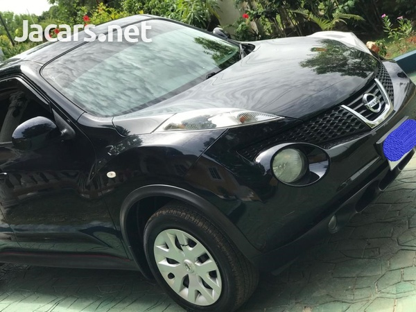 Nissan Juke 1,5L 2013-7