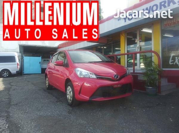 Toyota Vitz 1,3L 2016-4