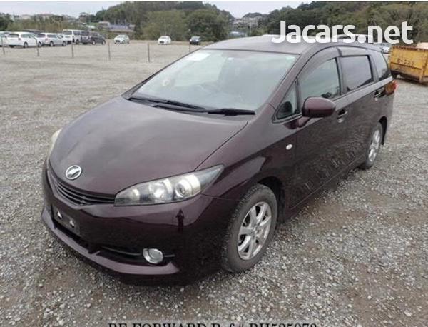 Toyota Wish 1,8L 2011-1