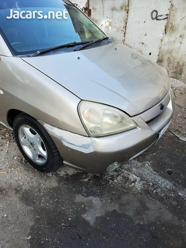 Suzuki Aerio or Liana 1,6L 2002-6