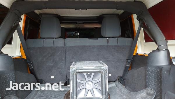 Jeep Wrangler Sport Unlimited 3,6L 2012-10