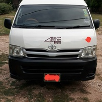 Toyota Hiace Bus 5,0L 2013