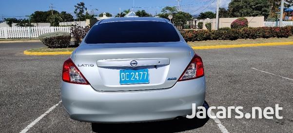 Nissan Latio 1,3L 2015-5