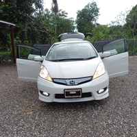 Honda Fit Shuttle 1,3L 2013