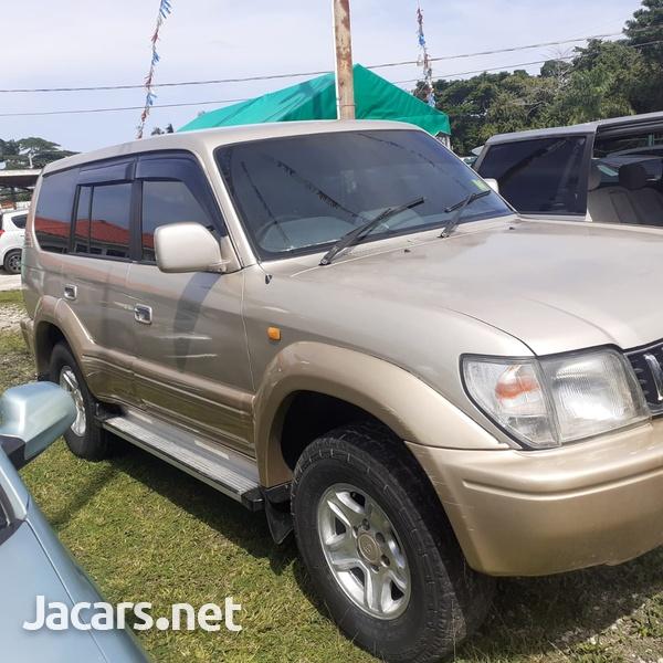 Toyota Land Cruiser Prado 3,0L 1998-2